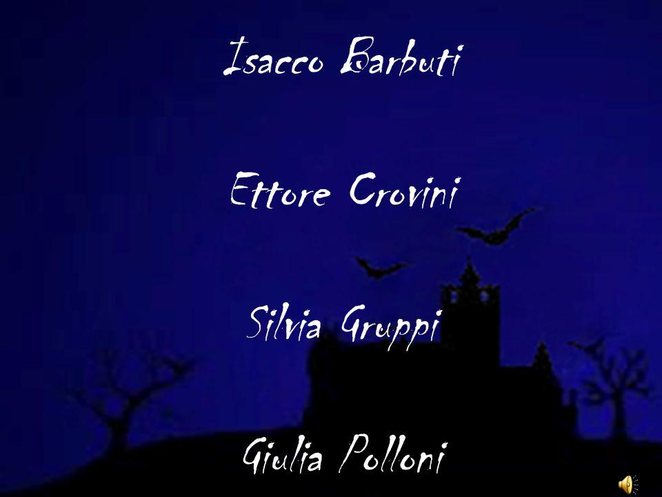 Isacco Barbuti Ettore Crovini Silvia Gruppi Giulia Polloni