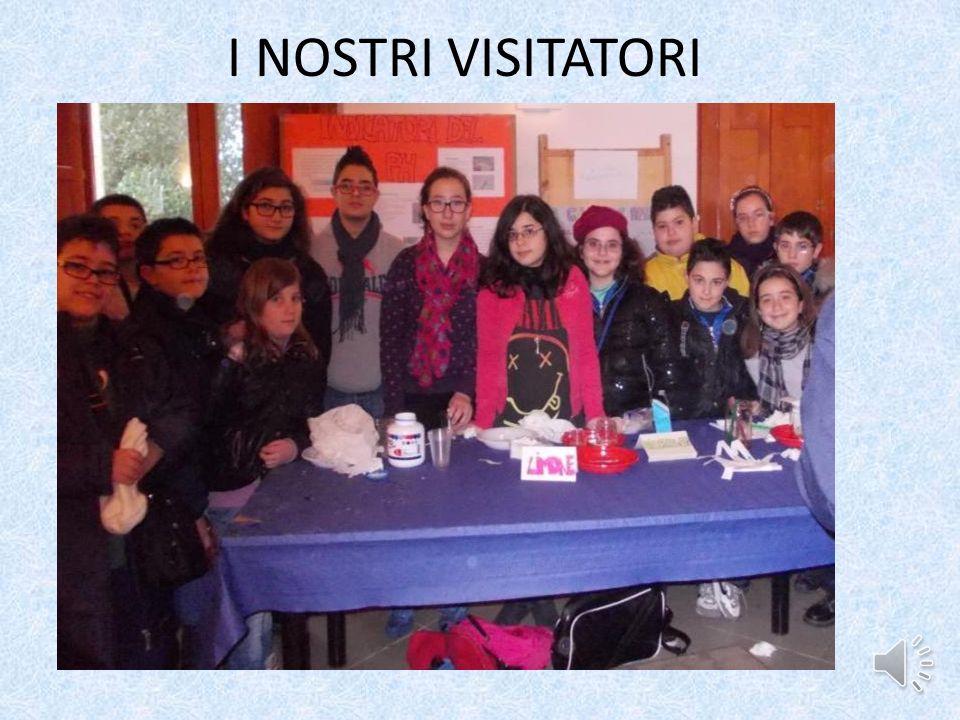 I professori che ci hanno accompagnato Murabito Francesco Patanè Lucia