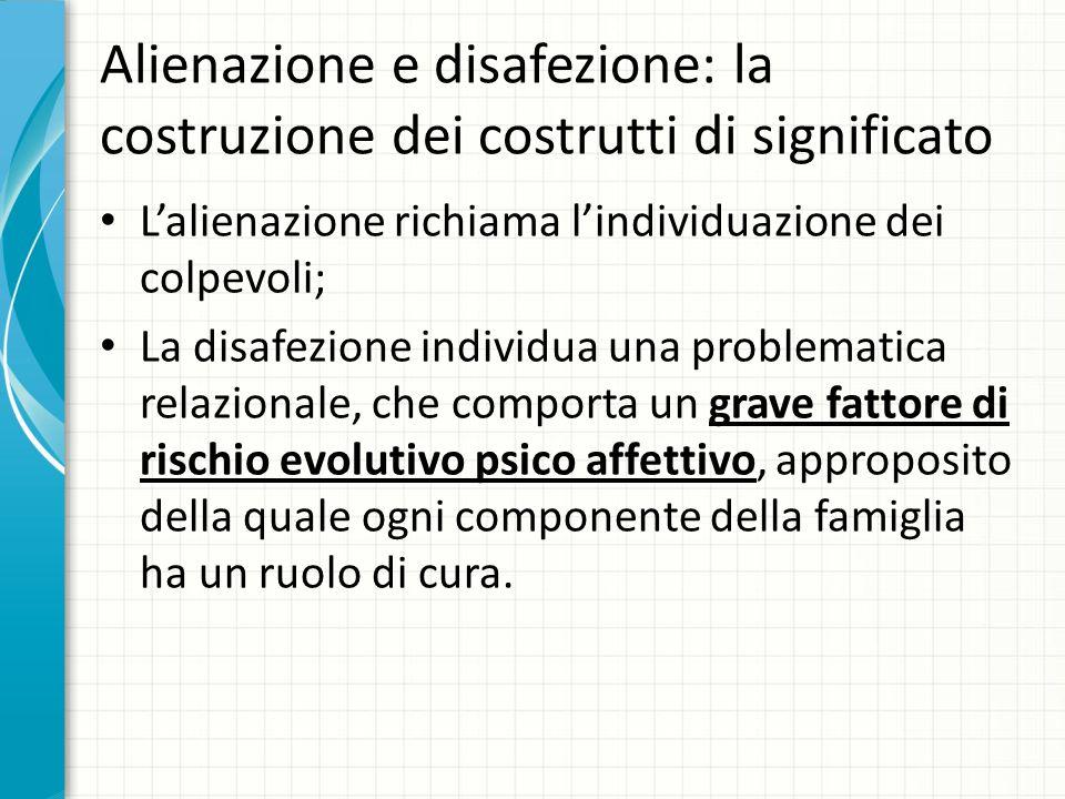 1) Le danze familiari (Minuchin, 1977: analisi triadica) La coalizione.