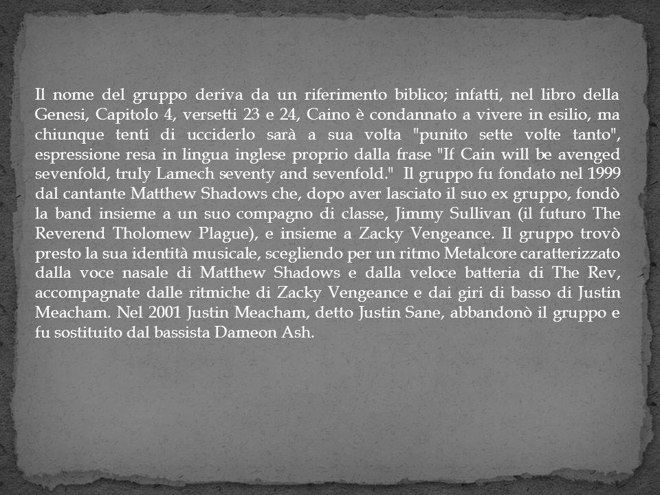 Capitolo Settimo: Cardiology Cardiology è il quinto album dei Good Charlotte, uscito il 2 novembre 2010.