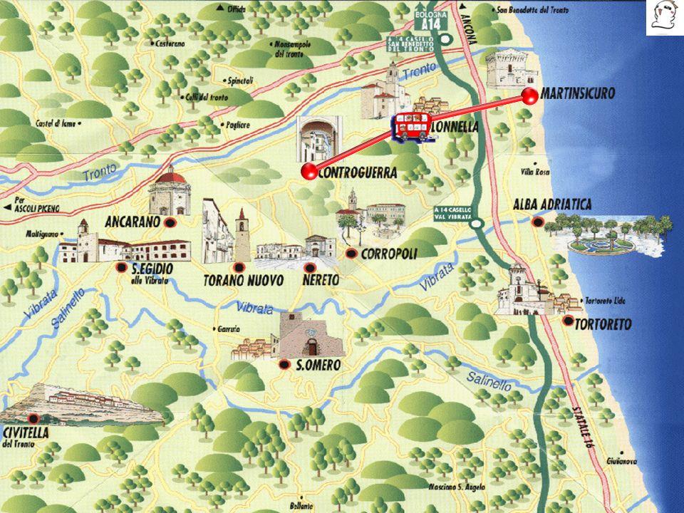 Città del vino Colonnella è da sempre terra di buoni vini.