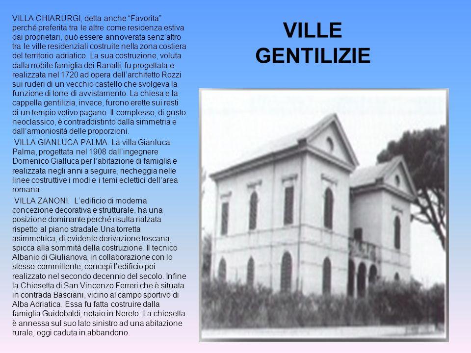 Il Torrione Ormai fagocitata dalla cattiva urbanistica e dalle squallide casette, la torre di Alba Adriatica si presenta come una costruzione tutta in mattoni, molta tozza, presidiata ma in totale abbandono.