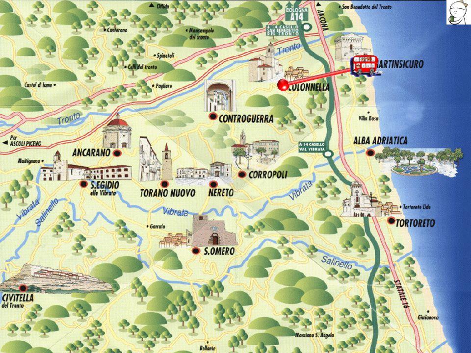 L a Storia Martinsicuro, pur essendo diventato comune autonomo soltanto nel 1963, vanta origini antichissime.