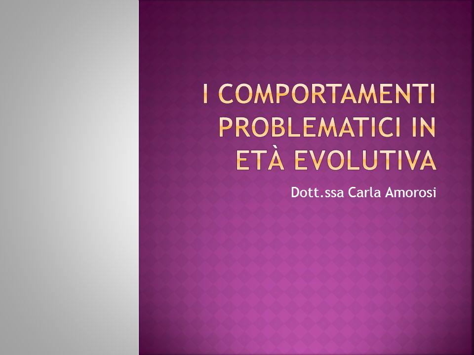 Dott.ssa Carla Amorosi