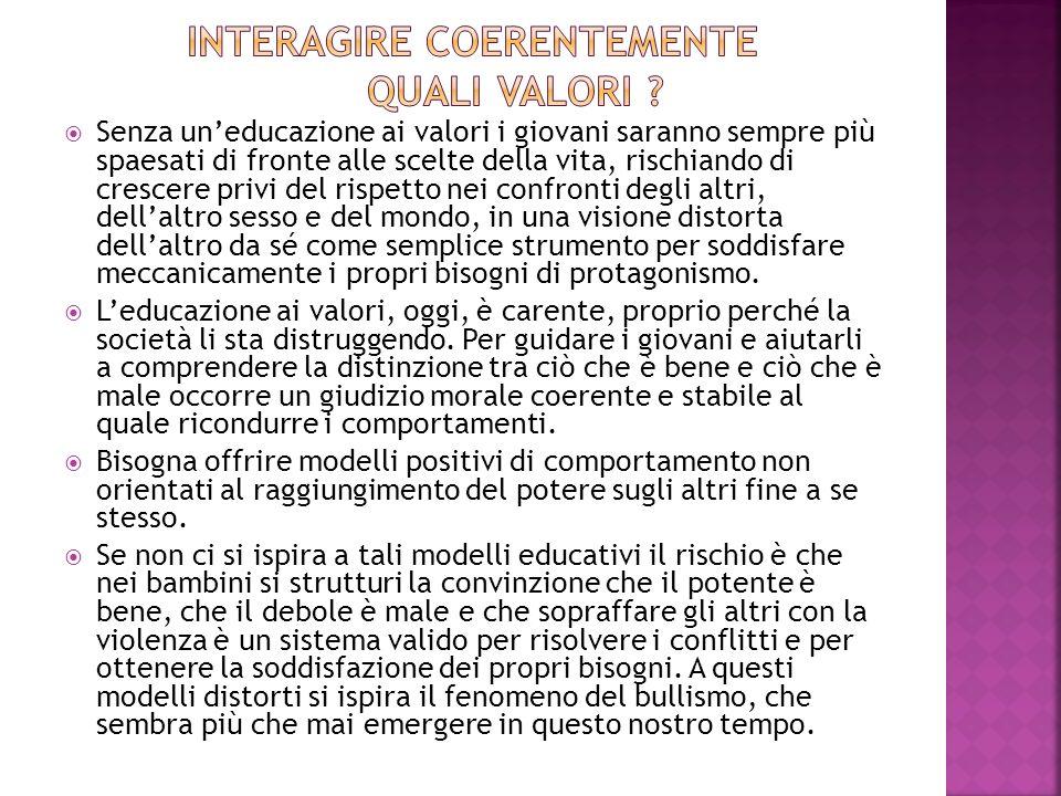 Testi - Del Re G., Bazzo, G.(1995). Educazione sessuale e relazionale-affettiva.