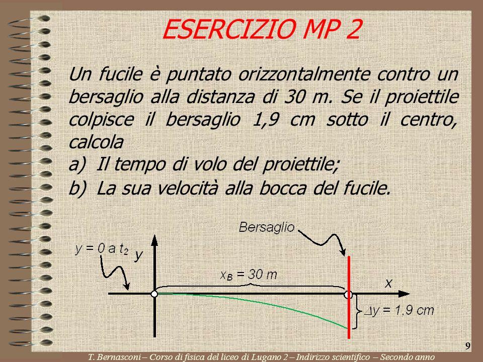 ESERCIZIO MP 8 T.