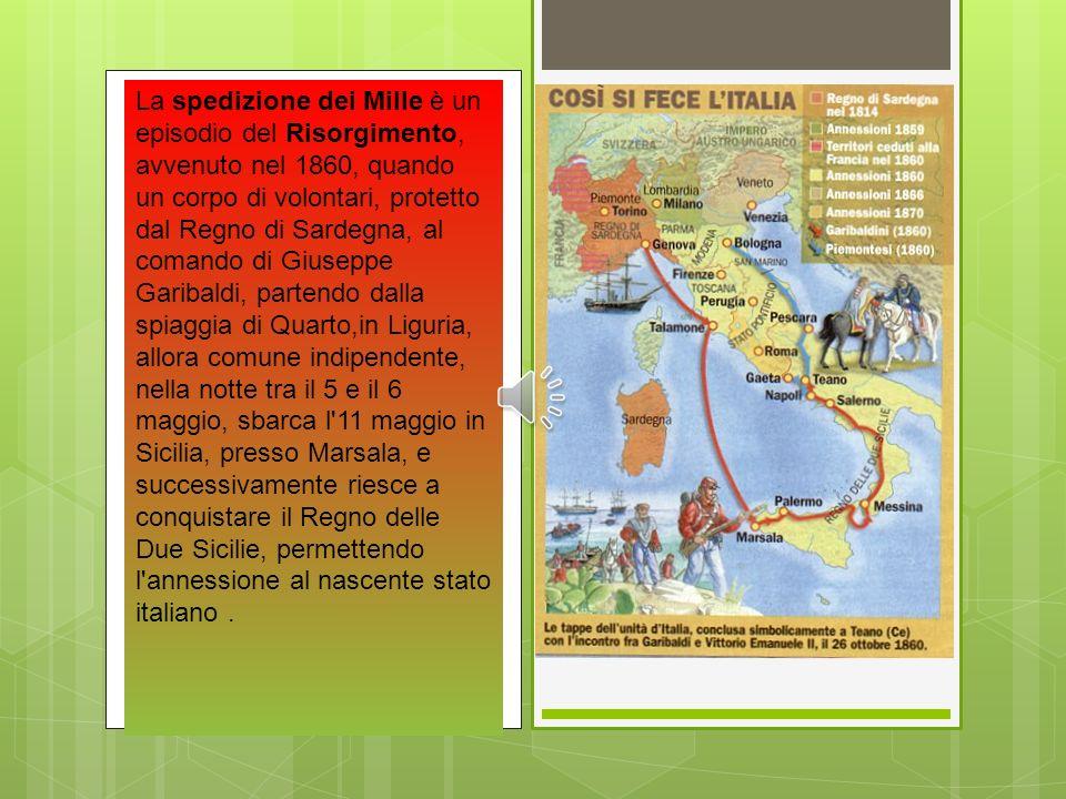 Il più amato dagli italiani È nato il 4 luglio1807 à Nizza (Impero francese) e morto à Caprera (Regno dItalia)il 2giugno 1882. È stato un generale, pa