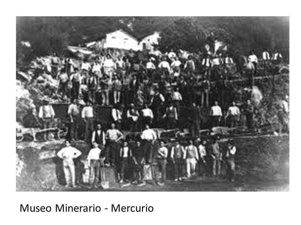Museo Minerario - Mercurio