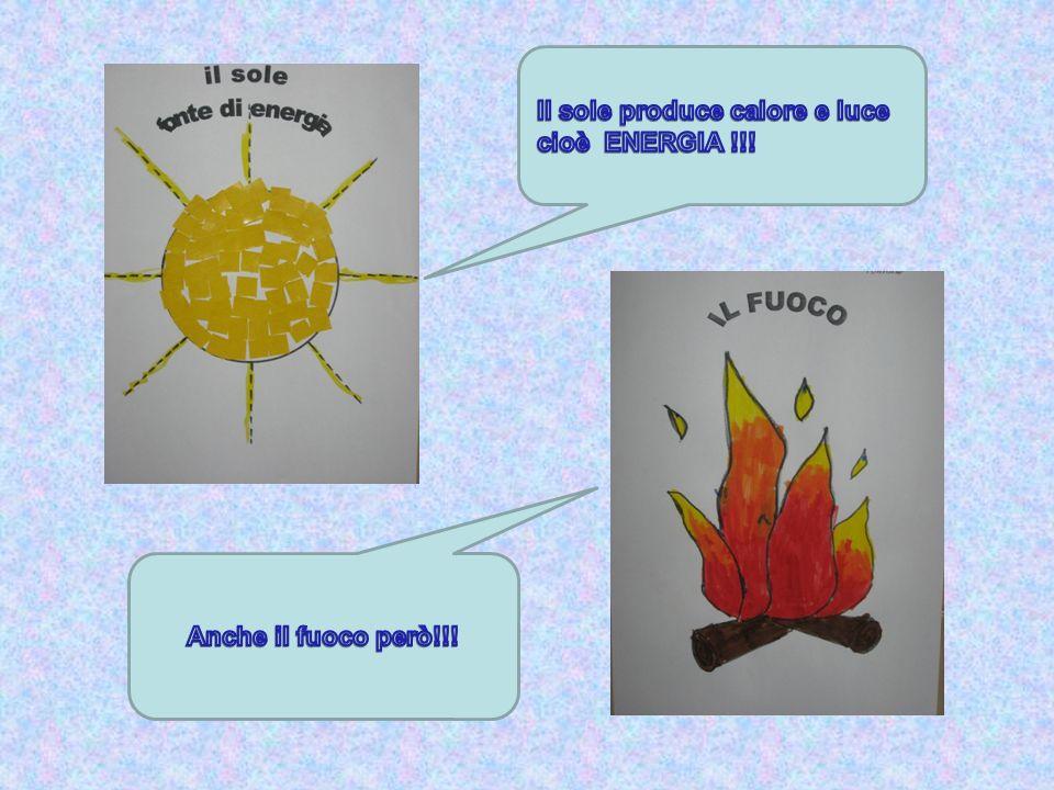 ACQUA CARBONE GAS VENTO SOLE PETROLIO URANIO