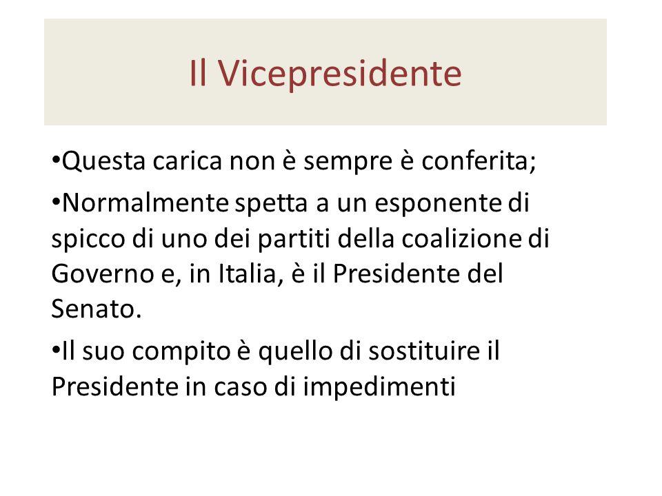 I Viceministri