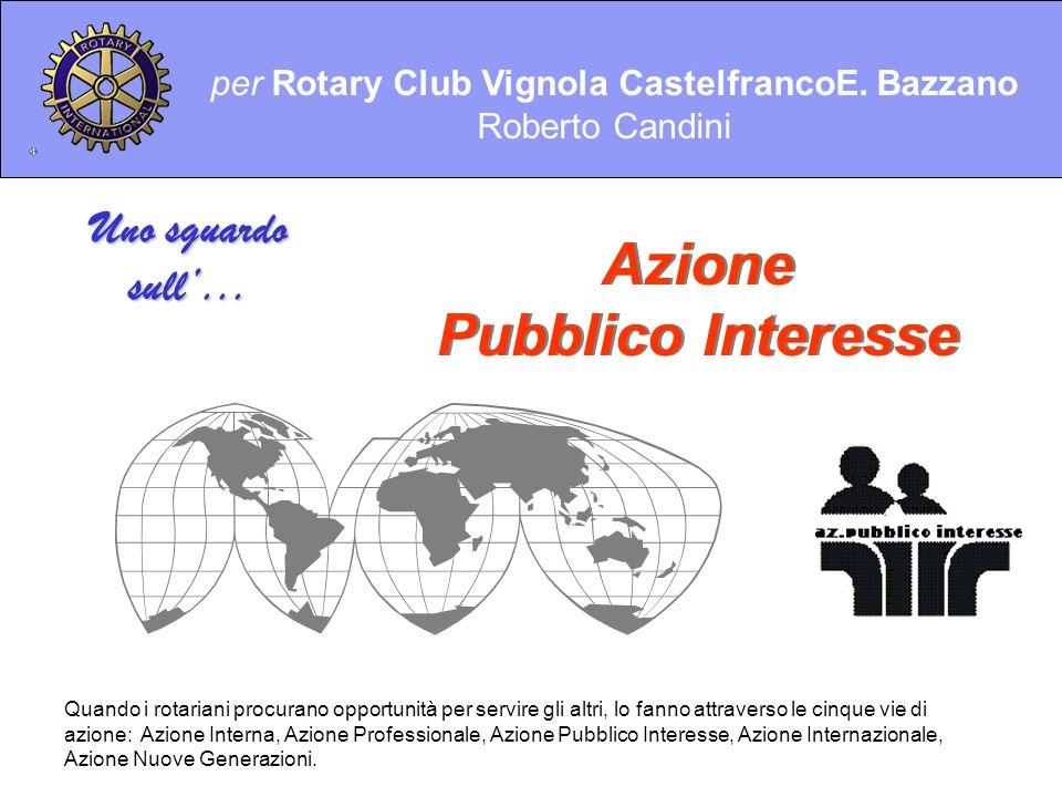 Azione Pubblico Interesse Uno sguardo sull...