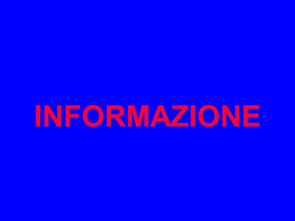 SEMINARIO ISTRUZIONE SISD INFORMAZIONE