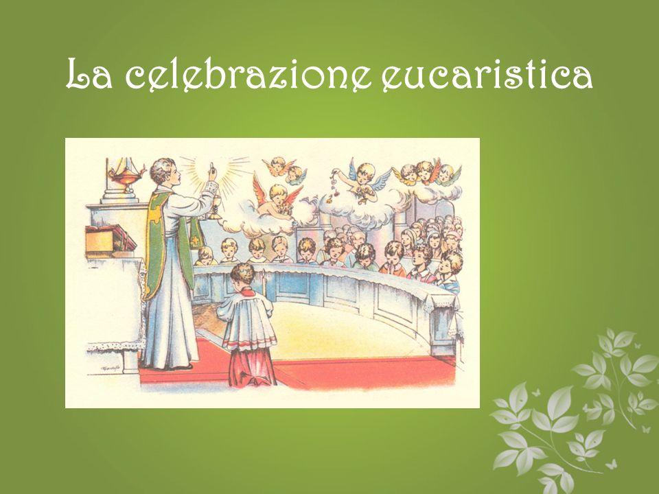 Il canto nella celebrazione eucaristica si colloca secondo diversi gradi di importanza; quelli più importanti sono i canti che appartengono alla struttura del rito e nascono come tali: lAlleluia, il Santo, lAgnello di Dio, il Gloria insieme alle altre acclamazioni quali Mistero della fede, Tuo è il regno.