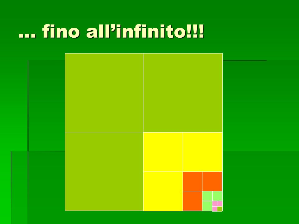 … fino allinfinito!!!