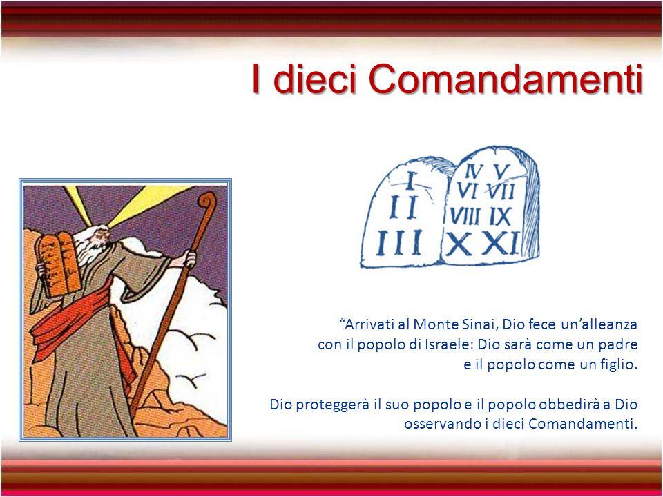 Il passaggio del Mar Rosso In principio il faraone non volle dar retta a Mosè, perciò Dio lo castigò mandandogli dieci piaghe.