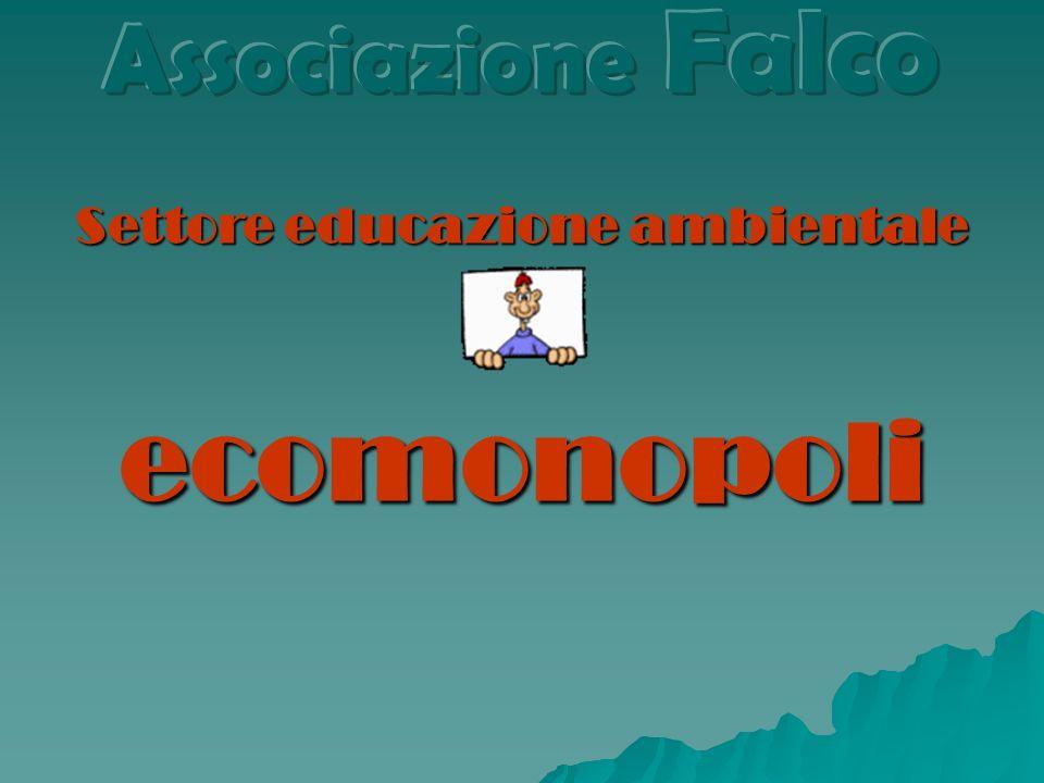 Settore educazione ambientale ecomonopoli
