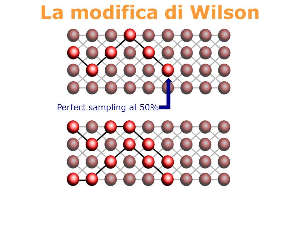 La modifica di Wilson