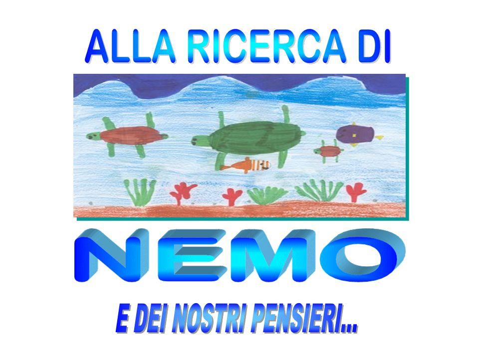 UN PADRE DIVERSO: SCORZA Il papà di Nemo chiede preoccupato alla tartaruga Scorza: Come fai a sapere quando sono pronti.