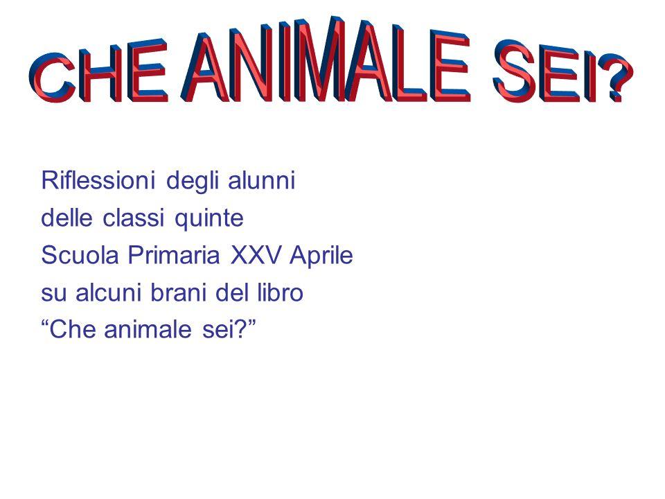 (da Che animale sei?, pag. 23)
