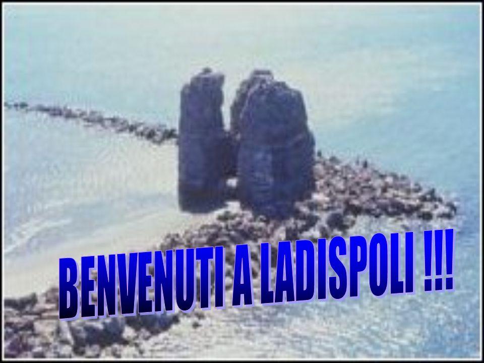 LADISPOLILADISPOLI Ladispoli è situata sulla Via Aurelia, a 38 km da Roma, è una cittadina prevalentemente balneare voluta e costruita dal Principe Ladislao Odescalchi alla fine dellottocento.