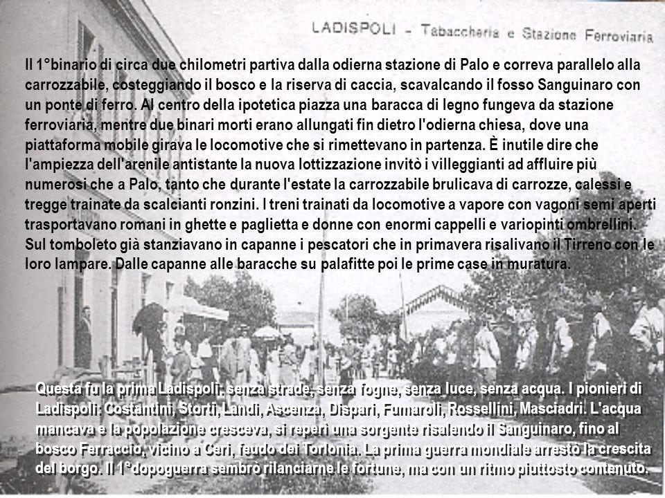 Posti da vedere: Percorrendo la spiaggia che collega Palo con Ladispoli, possiamo incontrare diverse strutture romane non meglio identificabili, ed alcune interessanti presenze etrusche.