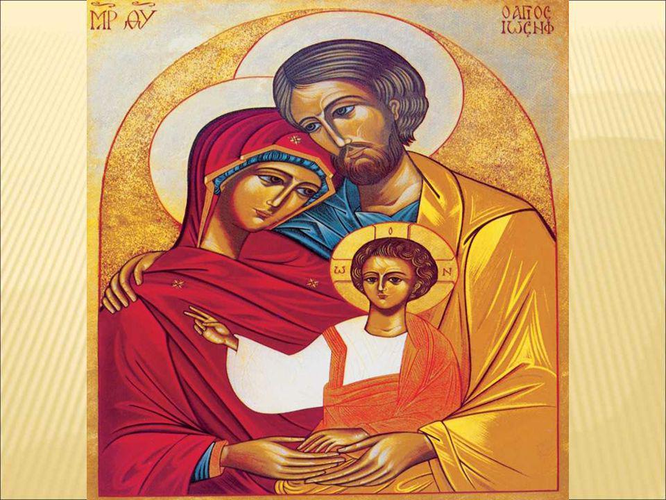 FESTA DELLA S.FAMIGLIA DI GESU,GIUSEPPE E MARIA 29 DICEMBRE 2013