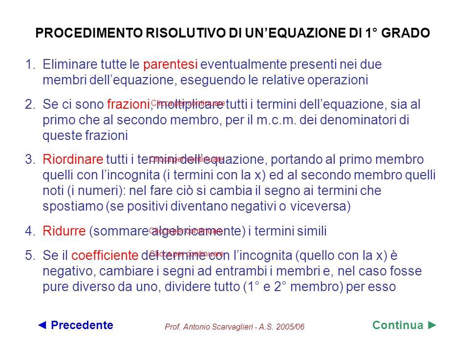 Prof. Antonio Scarvaglieri - A.S.