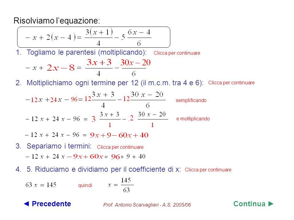 Prof.Antonio Scarvaglieri - A.S.