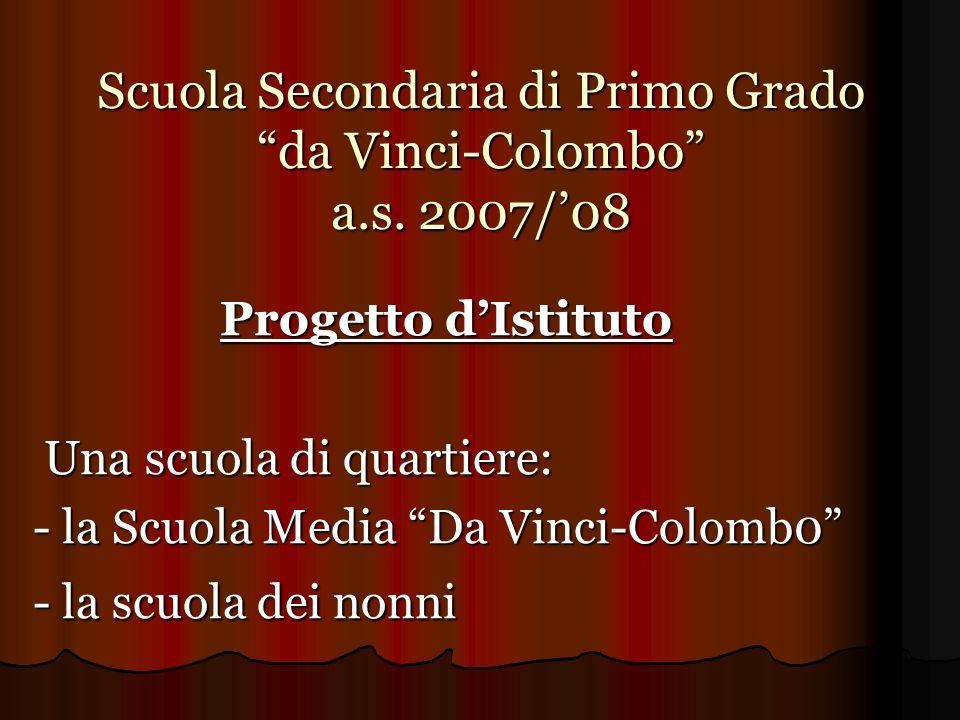 Scuola Secondaria di Primo Grado da Vinci-Colombo a.s.