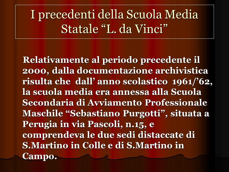 La sede di Viale Antinori diviene succursale (da maggio 1979 a giugno 1984) La sede di Viale Antinori diviene succursale (da maggio 1979 a giugno 1984)