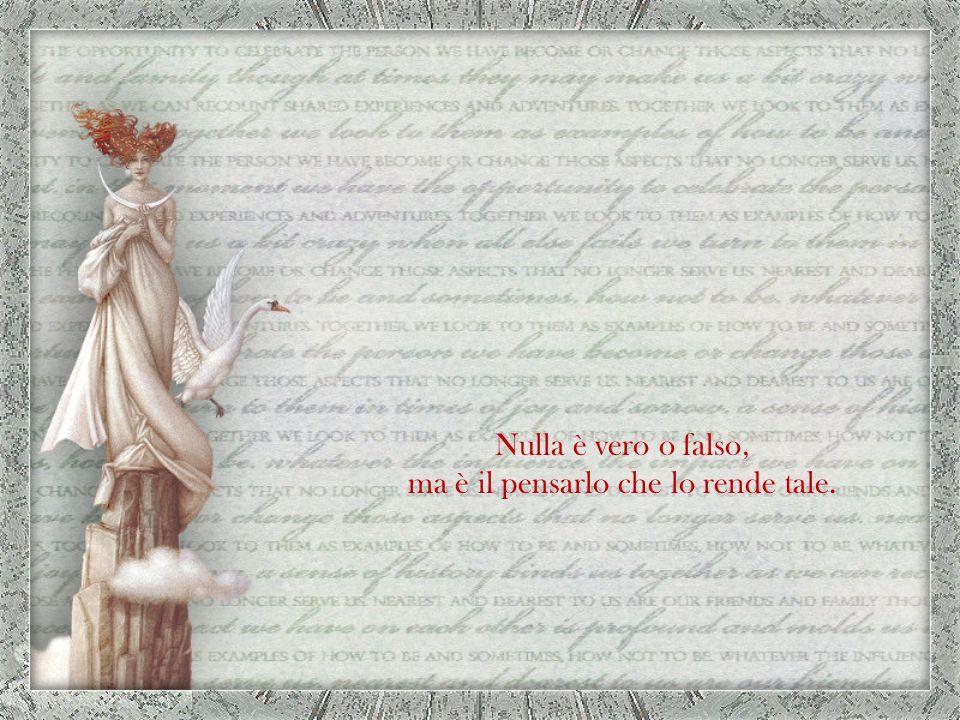 Dagli occhi delle donne derivo la mia dottrina: essi brillano ancora del vero fuoco di Prometeo, sono i libri, le arti, le accademie, che mostrano, co