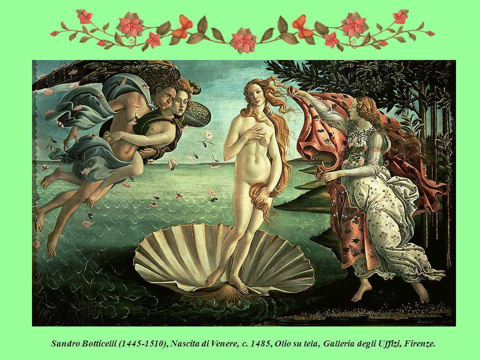 Sandro Botticelli (1445-1510), Nascita di Venere, c.