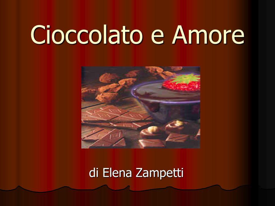 Baci Amore e … Cioccolato!!.