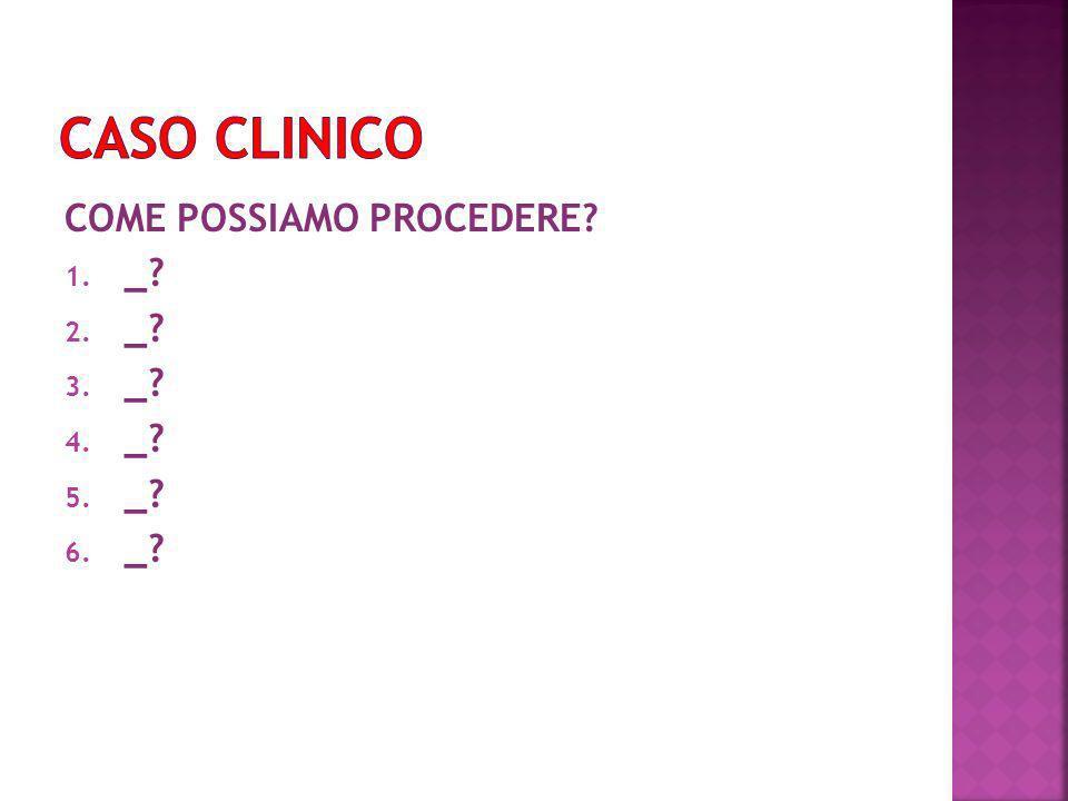 Controllo precedenti esami Emocromo Calcemia Creatinina SINTOMI CRAB Beta 2 microglobulina Fosfatasi alcalina Rapporto delle catene leggere libere (FLCs ratio)