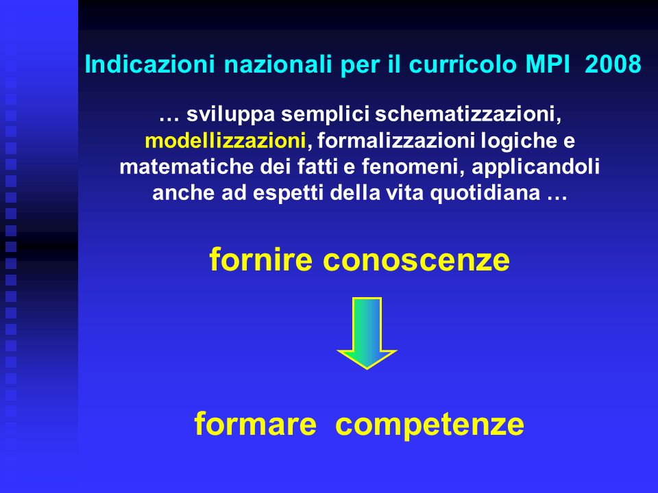 Come contattarci Sito www.matematicaerealta.it E-mail mateas@unipg.it Tel 075 5853821 Fax 075 5855024