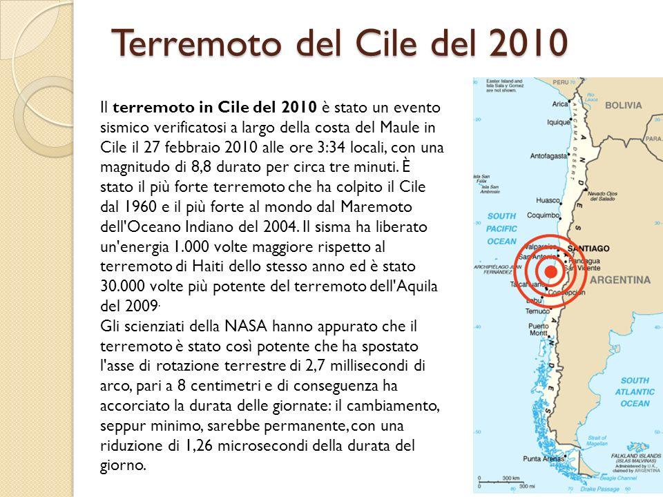 Il sisma si è verificato lungo la linea di contatto tra la placca di Nazca e quella sudamericana, in un punto dove la prima si converge di circa 80 mm/anno.