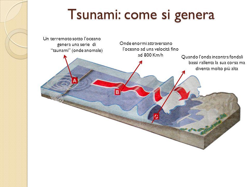 Simulazione di uno Tsunami Clicca sulla foto per vedere il filmato