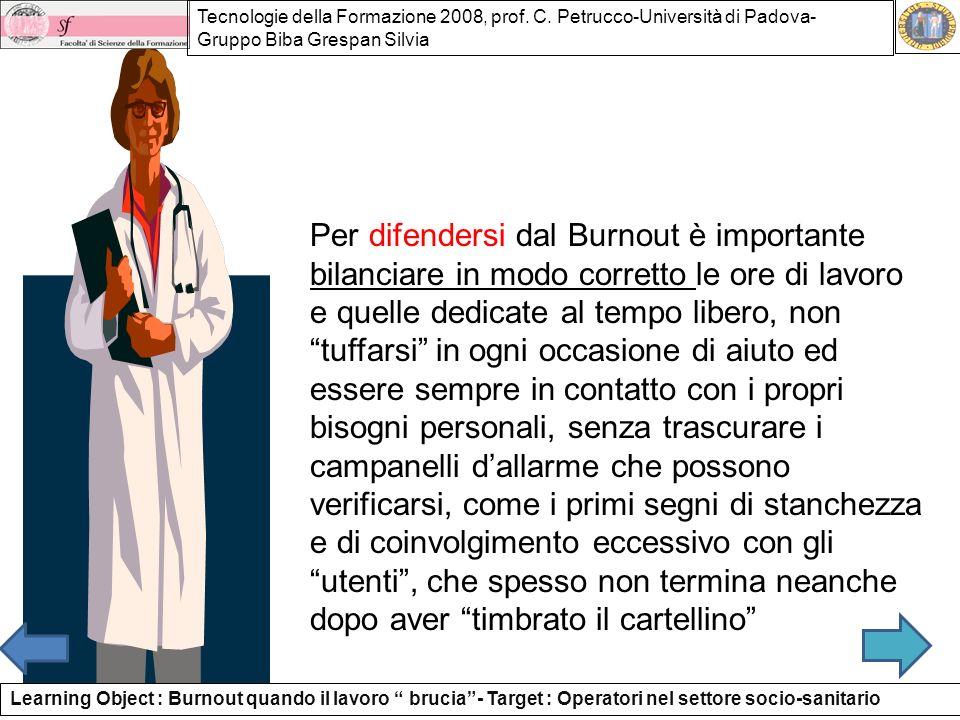 Per difendersi dal Burnout è importante bilanciare in modo corretto le ore di lavoro e quelle dedicate al tempo libero, non tuffarsi in ogni occasione