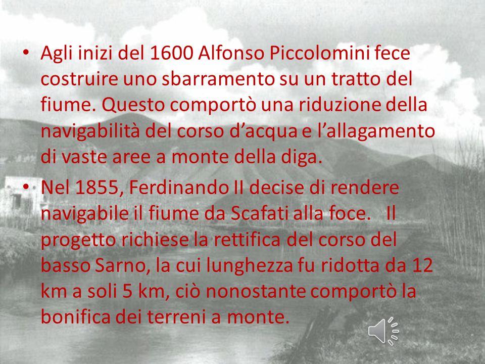 A seguito delleruzione del 79 d.C., buona parte della valle fu ricoperta di materiale vulcanico e il risultato fu che sotto questo strato scomparvero