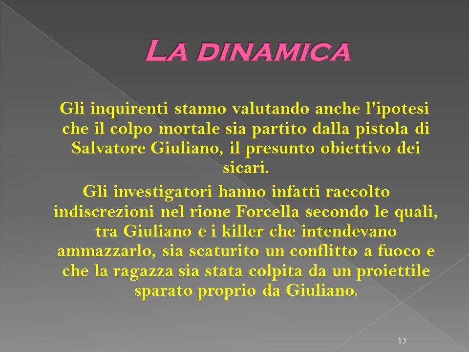 Annalisa Durante, la quattordicenne vittima di un agguato di camorra sabato notte a Napoli, è stata dichiarata morta dopo le sei ore di osservazione p