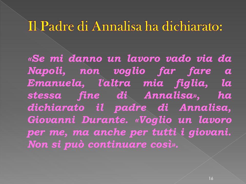 In questi ultimi anni ha contribuito a lanciare un urlo alla non-camorra il prete napoletano don Luigi Merola della vicina Chiesa di San Giorgio Maggi