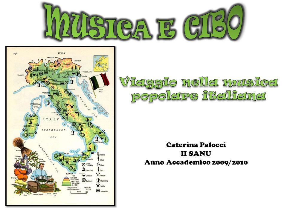 Caterina Palocci II SANU Anno Accademico 2009/2010