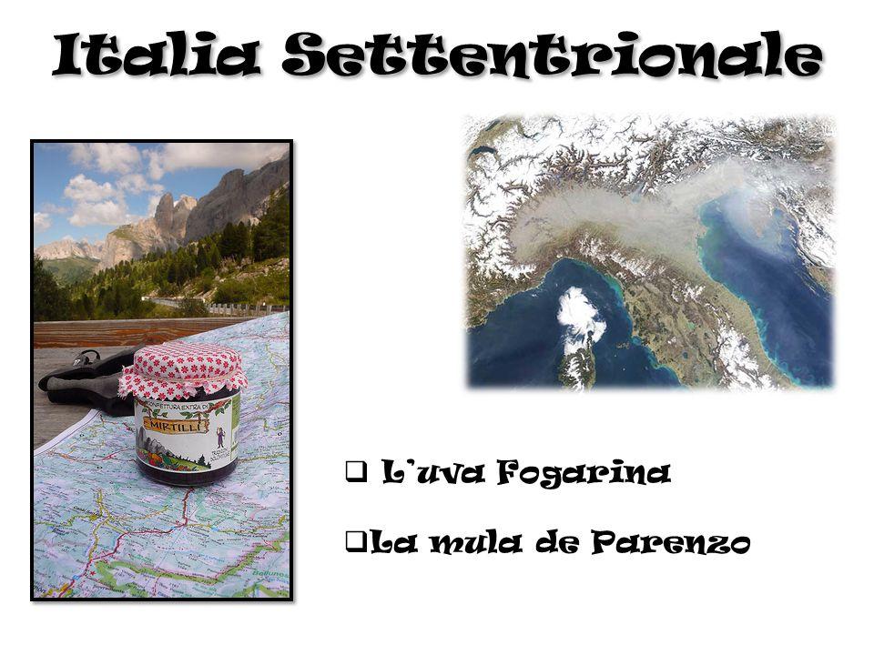 Italia Settentrionale Luva Fogarina La mula de Parenzo