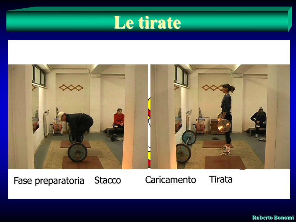 Lo slancio È un esercizio che riflette le problematiche dello strappo, ma si differenzia da esso perché viene eseguito in due tempi: uno di girata al