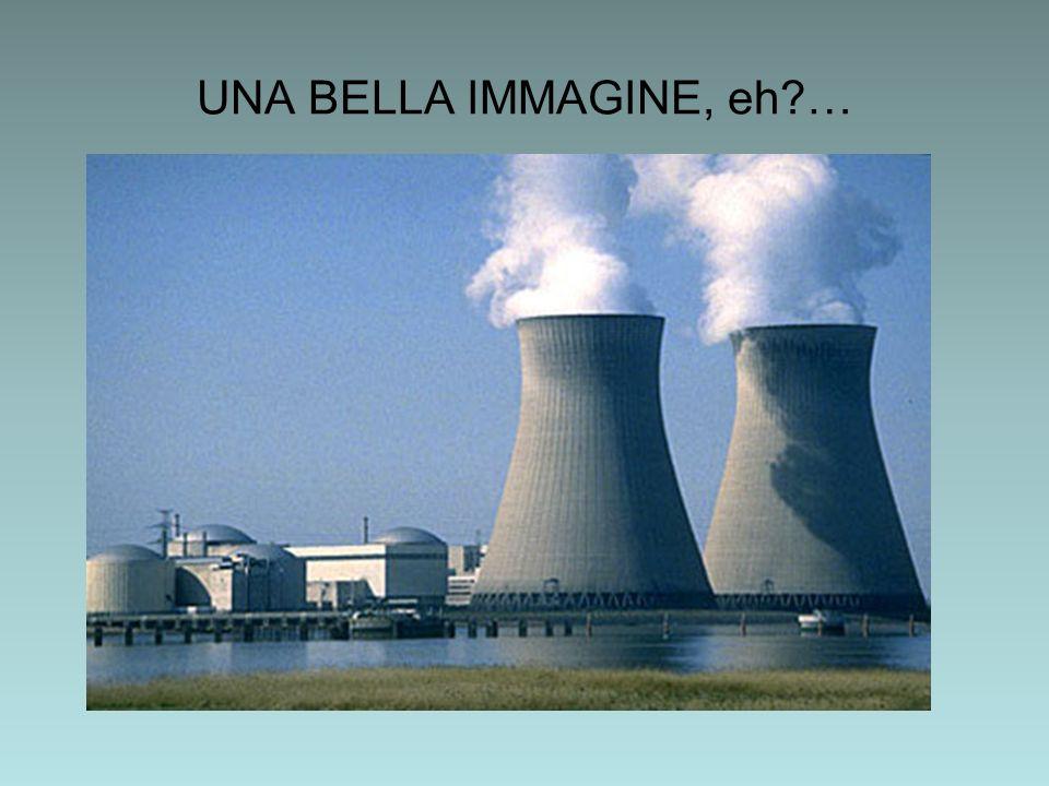 Lo sai che in quei pochi metri cubi è racchiusa una forza radioattiva immensa.