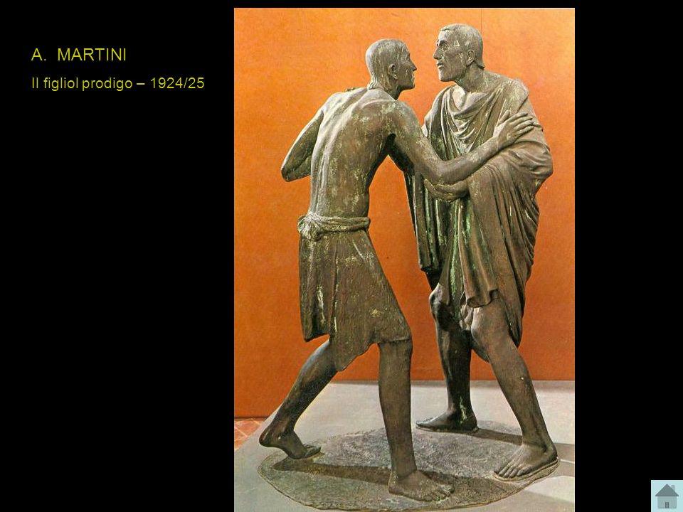 A.MARTINI Il figliol prodigo – 1924/25