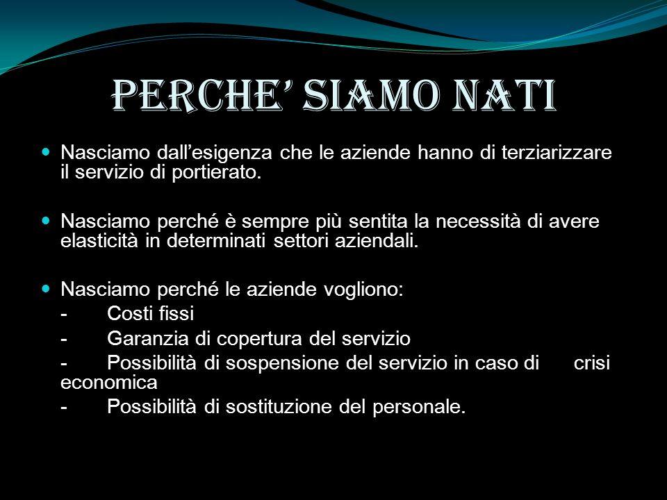 Dove operiamo e dove siamo Abbiamo la possibilità di lavorare in tutta Italia senza limiti territoriali. La nostra struttura soprattutto mentale ce lo