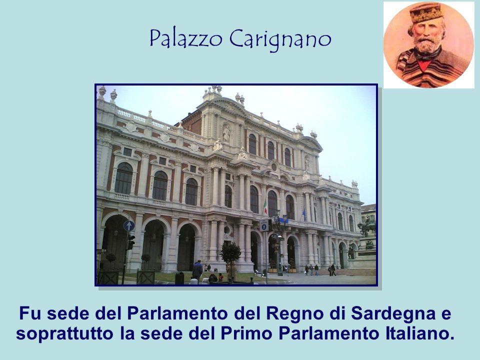 Palazzi e luoghi significativi per lunita d Italia
