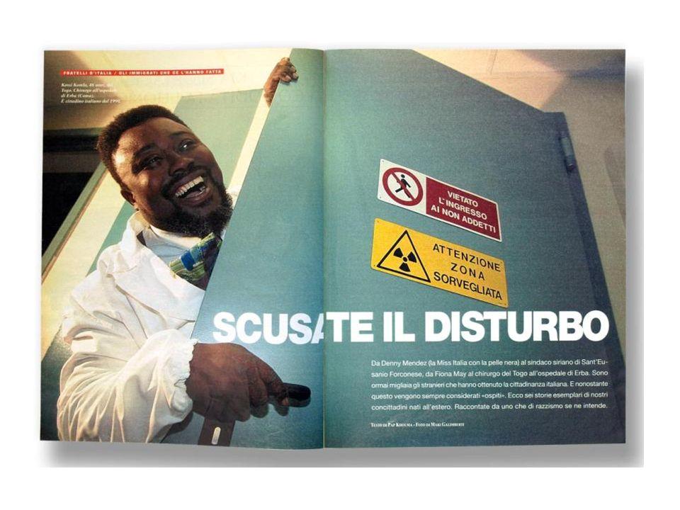 Abdul William Guibre, 19 anni, italiano, originario del Burkina Faso e residente a Cernusco sul Naviglio (Milano).