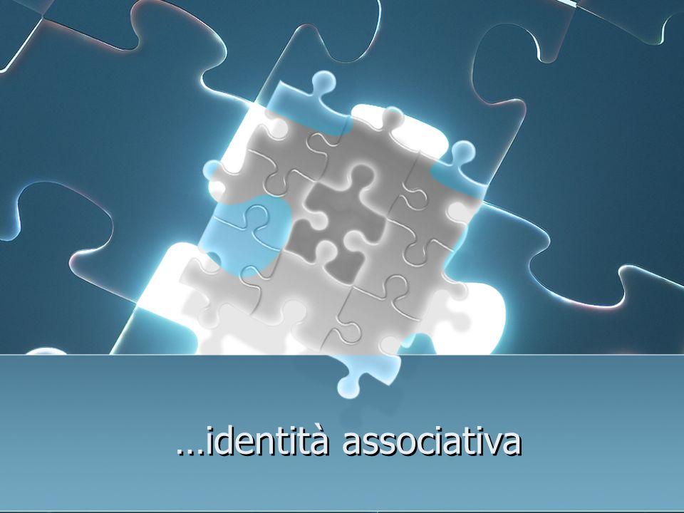 …identità associativa